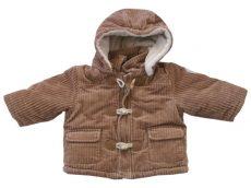 Baby Club, Kordbársony télikabát