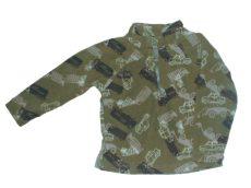 Early days, Autós, polár pulóver