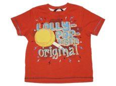 George, Nyalókás, feliratos póló