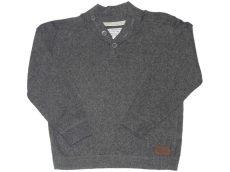 Next, Szürke, kötött pulóver