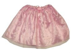 Rózsás, rózsaszín balerinaszoknya