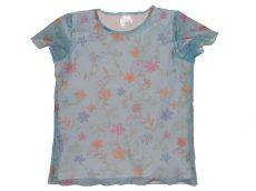 TCM, Kétrétegű, virágos póló