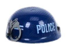 Rendőr sisak bilinccsel, ÚJ